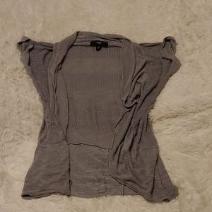 Mossimo Short Sleeve Cardigan Size M